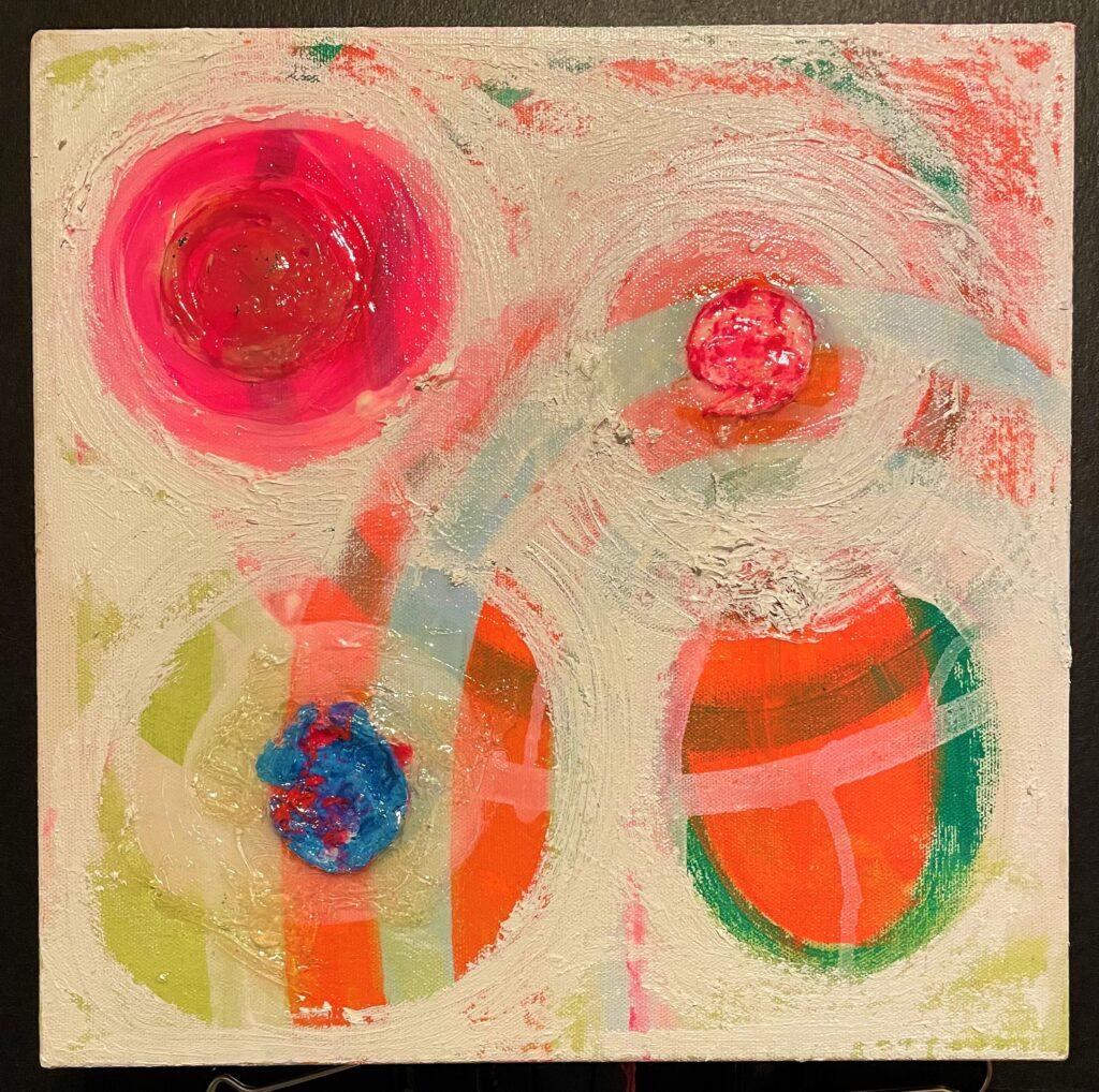 abstract painting Jane HelslaNder